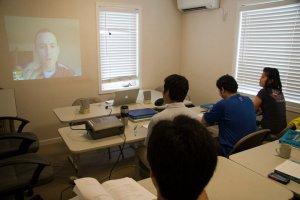 Skype Heb class