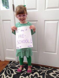 Lydia preschool